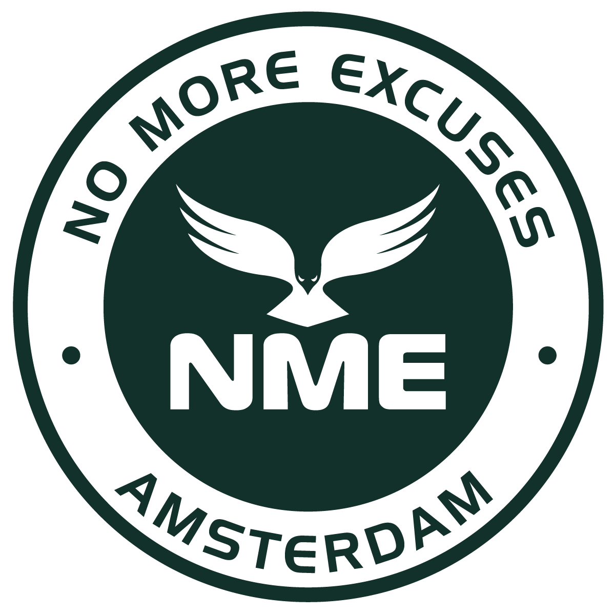 No More Excuses | Bootcamp Amsterdam